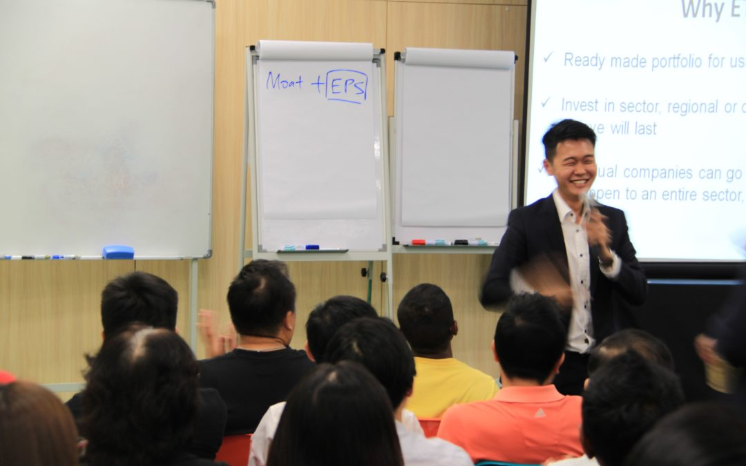 Speaking with a highly respected option specialist(Ken Teng)